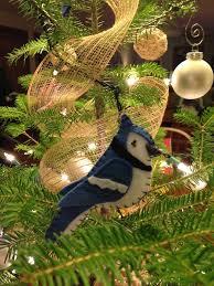 maine backyard bird christmas tree downeast thunder farm