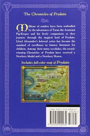the adventures of the little prince the chronicles of prydain amazon co uk lloyd alexander