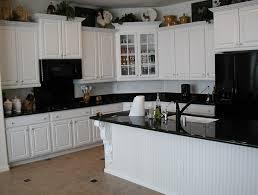 Grey Kitchen Cabinets With White Appliances Dark Brown Kitchen Cabinets With White Appliances Home Design Ideas