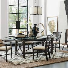 drake rectangular dining table williams sonoma