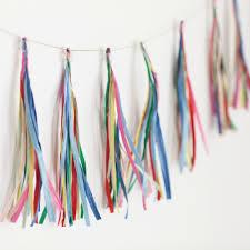 tassel garlands u0026 fringes balloon tassels uk pretty little