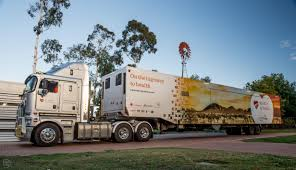 kenworth australia our truck heart of australia