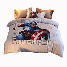 online get cheap captain america bed set aliexpress com alibaba