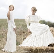retro wedding dresses delphine manivet unique retro wedding dresses wedding inspirasi