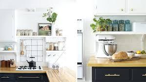 tablette murale cuisine etageres murales cuisine embellir une cuisine avec des rangements