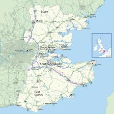 Essex England Map by Area Map And Federal Boards South East Lep