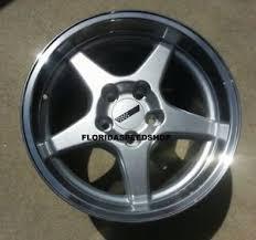 1996 corvette wheels c4 zr1 silver machined corvette wheels rims 17x9 5 17x11 1988