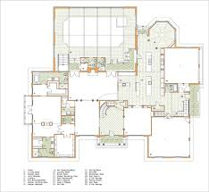 Pool Cabana Floor Plans Renovated Private Residence U2014 A L Juliano