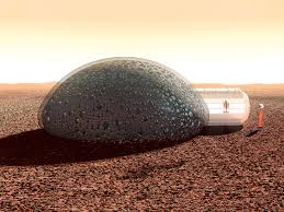 3d printed martian habitat business insider
