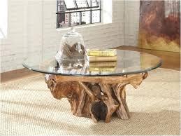 tree stump coffee table tree trunk coffee table glass top simplysami co