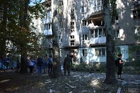 A Visit to War Torn Donetsk