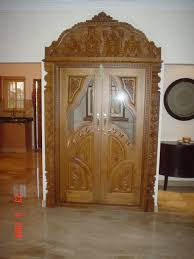 Wooden Door Designs For Indian Homes Images Room Pooja Room Designs In Wood Pooja Room Designs In Wood