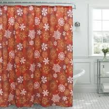Shower Curtains Bed Bath And Beyond Buy Christmas Shower Curtain Set From Bed Bath U0026 Beyond