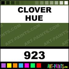 clover folk art acrylic paints 923 clover paint clover color
