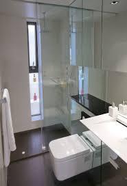 apartment glass shower enclosure reykjavik apartment modern toilet