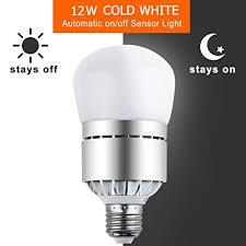 outdoor garage light bulbs sensor lights bulb dusk to dawn led light bulbs smart lighting l