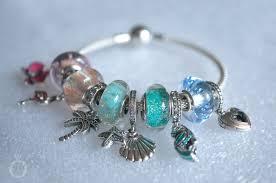 murano charm bracelet images Review pandora ice drops murano charm the art of pandora more jpg
