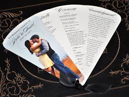 Fan Programs For Weddings 8 Unique U0026 Alternative Ways To Display Your Wedding Program