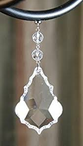 Crystal Drops For Chandeliers Light Drops Magnetic Crystal Charms For Your Light And Lamp