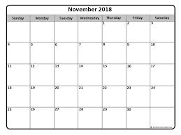 november 2018 calendar cute 2018 yearly calendar