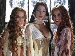 Van Helsing Halloween Costume Vampire Brides Dracula Vans Horror