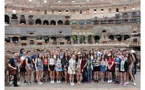 high school senior trips hsog classics trip to italy