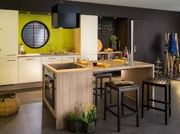 id ilot cuisine ilot cuisine avec plaque cuisson en image central de newsindo co