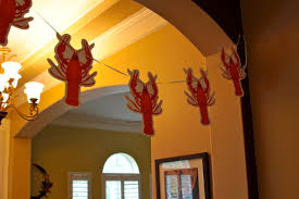 crawfish decorations plan events like the pros tips for being the ultimate hostess