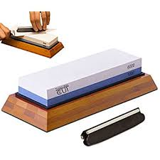 whetstone for kitchen knives premium knife sharpening 2 side grit 1000 6000 waterstone