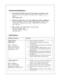 Sample Resume Of Engineer by Physical Design Engineer Sample Resume 21 Engineer Resume Examples