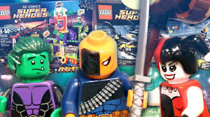 lego dc superheroes summer 2015 set pictures youtube