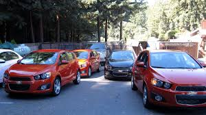 2012 chevy sonic sets a quiet tone first drive roadshow