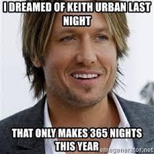 keith urban meme generator