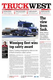 the shape of trucks to come volvo trucks unveiled new vnl series truck west december 2015 by annex newcom lp issuu