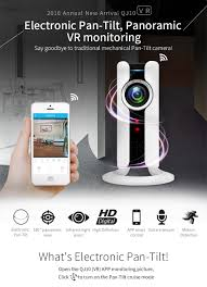 buy loosafe 720p wireless wifi security panoramic cctv ip camera