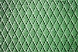 abstract background texture of a green metal surface with a