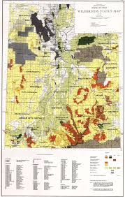 Blm Maps Colorado by Classic Utah Wilderness Maps