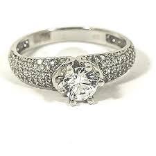 inele logodna aur alb bijuterii aur alb inel de logodna aur alb de 14 k colectie noua