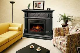advantages and disadvantages of free standing electric fireplace