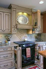 Distressed Kitchen Cabinets Build Your Own Distressed Kitchen - Kitchen cabinets custom made