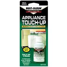 rust oleum 203000 6 ounce specialty brush bottle appliance touch