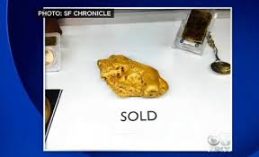 Gold Coins Found In California Backyard Rare 6 Pound Gold Nugget Sells To Anonymous California Buyer La