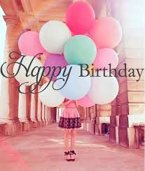 Happy Birthday Quotes Happy Birthday Quote With Colorful Balloons Pictures Photos And
