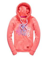 superdry windcheater sale womens superdry tokyo 6 hoodie snowy
