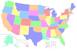 list of us states list of all states in usa usa road trippin all 50 states clan