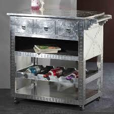 servierwagen küche top design küchenwagen aluminium poliert küchenmöbel küche