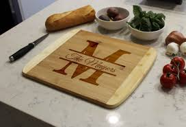personalized cutting board the mayors personalized cutting boards etchey