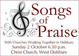 songs of praise didsbury baptist church