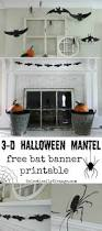 free printable halloween silhouettes silhouette halloween mantel