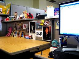 Ideas For Decorating An Office Decoration Cubicle Decoration Ideas Pinterest Office Cubicle